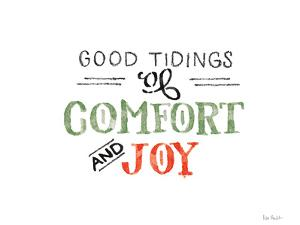 Good Tidings of Comfort by Lisa Audit
