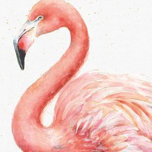 Gracefully Pink III by Lisa Audit