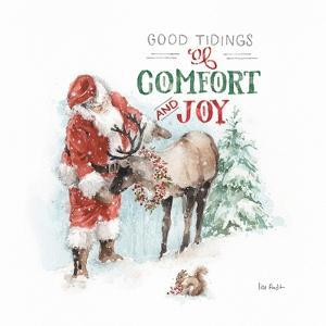 Magical Holidays III Comfort and Joy by Lisa Audit