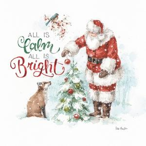 Magical Holidays V All is Calm by Lisa Audit