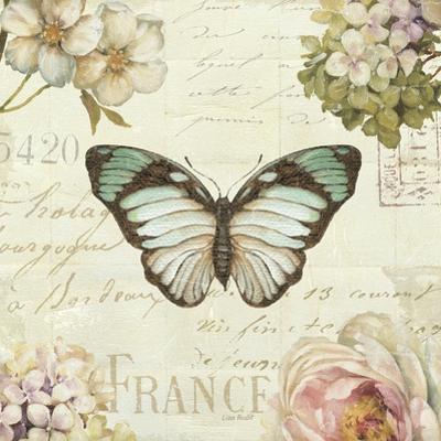 Marche de Fleurs Butterfly II by Lisa Audit