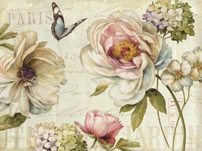 Marche de Fleurs IV by Lisa Audit