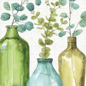 Mixed Greens LVI by Lisa Audit