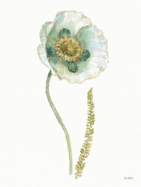 My Greenhouse Single Poppy I by Lisa Audit