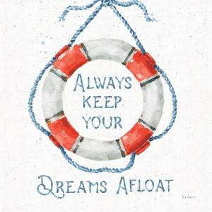 Nautical Life VI No Stripes by Lisa Audit