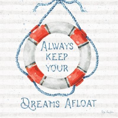 Nautical Life VI by Lisa Audit