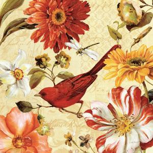 Rainbow Garden Spice III by Lisa Audit