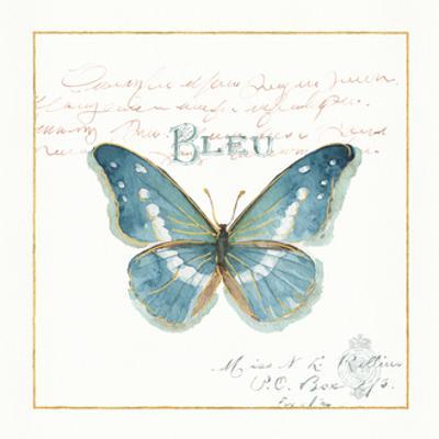 Rainbow Seeds Butterflies V by Lisa Audit