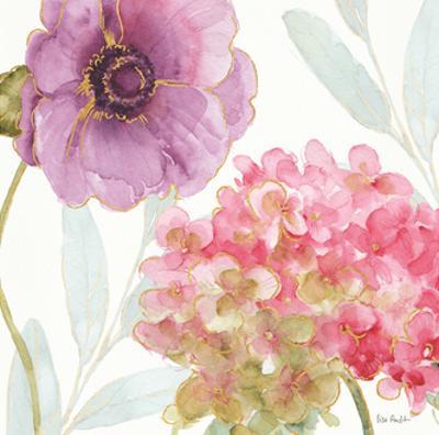 Rainbow Seeds Flowers V by Lisa Audit