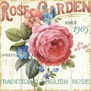 Rose Garden I by Lisa Audit
