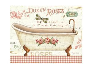 Rose Garden IV by Lisa Audit