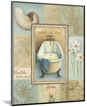 Tranquil Bath II by Lisa Audit