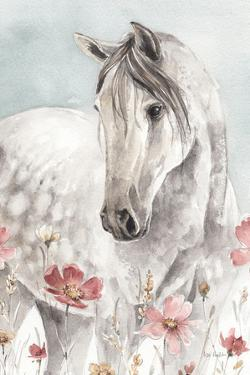 Wild Horses I Crop by Lisa Audit