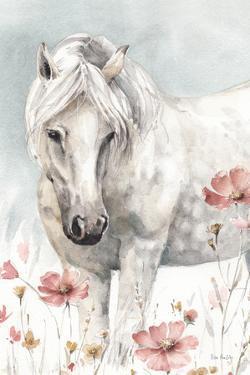 Wild Horses II Crop by Lisa Audit