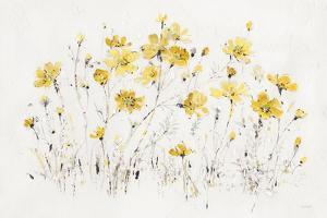Wildflowers I Bright Yellow by Lisa Audit