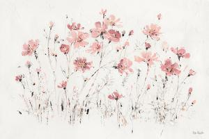 Wildflowers I Pink by Lisa Audit