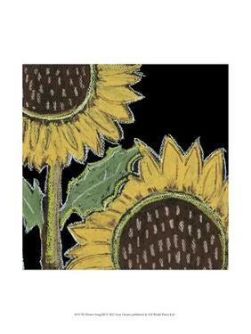 Flower Song III by Lisa Choate