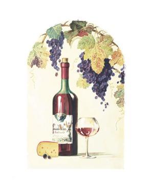 Burgundy by Lisa Danielle