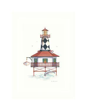 Safe Harbor Light by Lisa Danielle
