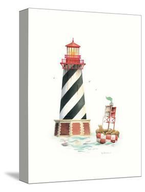 Seal Harbor Light by Lisa Danielle