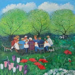 Al Fresco by Lisa Graa Jensen