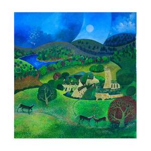 Devonshire Village, 2008 by Lisa Graa Jensen
