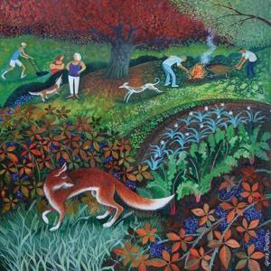 Mr Fox by Lisa Graa Jensen