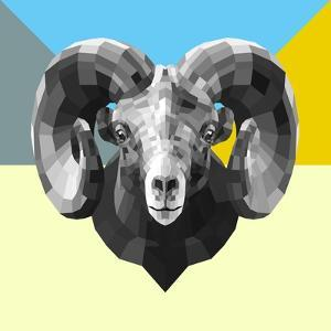 Party Ram by Lisa Kroll
