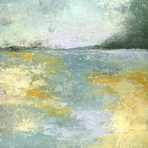 Subtle Shores, Morning Memories by Lisa Mann Fine Art
