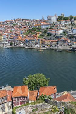 Europe, Portugal, Oporto, Douro River by Lisa S. Engelbrecht