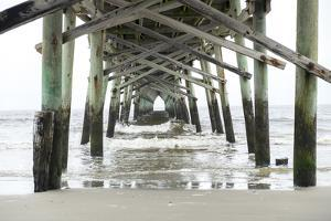North Carolina, Wilmington, Oceanic Pier by Lisa S^ Engelbrecht
