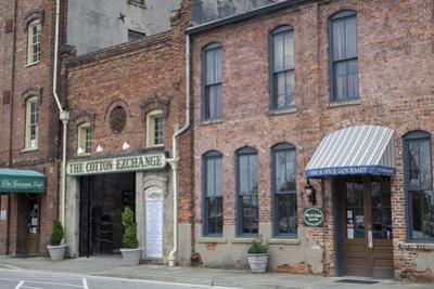 North Carolina, Wilmington, the Cotton Exchange by Lisa S. Engelbrecht