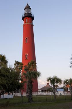 Ponce Inlet, Lighthouse, Florida, USA by Lisa S. Engelbrecht