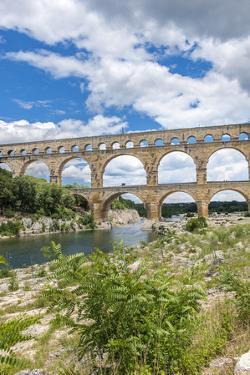 Pont du Gard, France by Lisa S. Engelbrecht