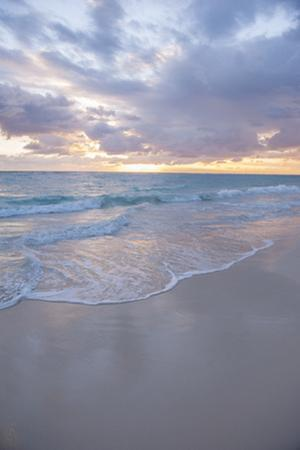 Sunrise, Bavaro Beach, Higuey, Punta Cana, Dominican Republic by Lisa S. Engelbrecht