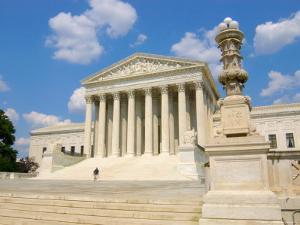 Supreme Court Building, Washington DC, USA by Lisa S. Engelbrecht