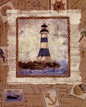 Ship To Shore IV by Lisa Ven Verloth