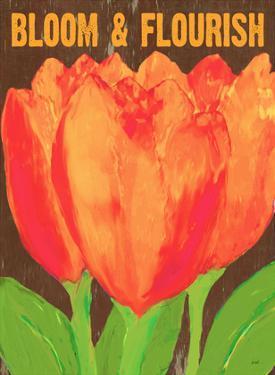 Bloom And Florish by Lisa Weedn