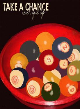 Cueballs by Lisa Weedn