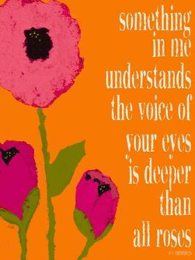 Deeper Than Roses by Lisa Weedn