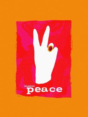 Imagine Peace by Lisa Weedn