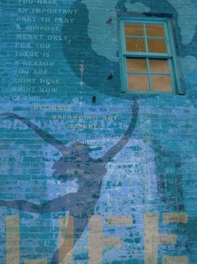 Reason to Be Street Art by Lisa Weedn