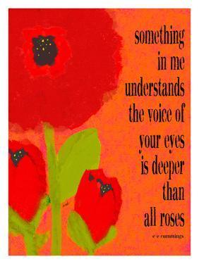 Something In Me Understands by Lisa Weedn