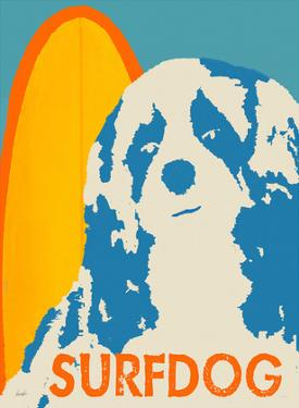 Surf Dog by Lisa Weedn