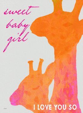 Sweet Baby Girl by Lisa Weedn