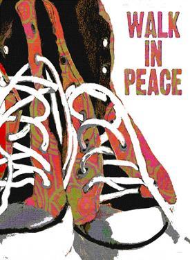 Walk In Peace by Lisa Weedn