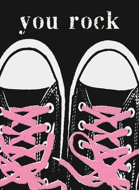 You Rock Pink by Lisa Weedn