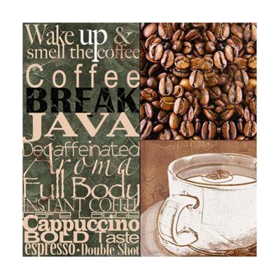 Coffee Break by Lisa Wolk