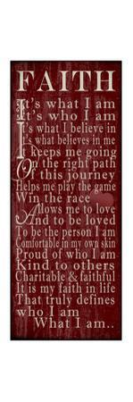 Faith Sentiments by Lisa Wolk
