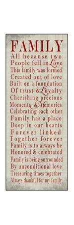 Family Sentiments by Lisa Wolk